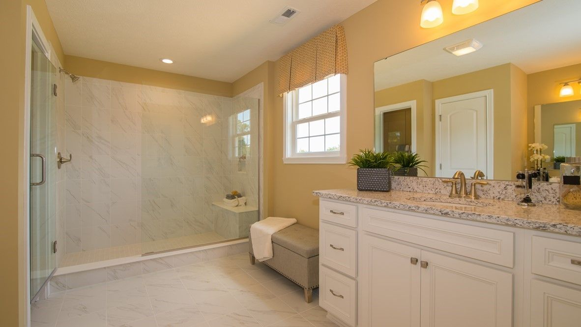 Bathroom featured in the Campton By D.R. Horton in Indianapolis, IN