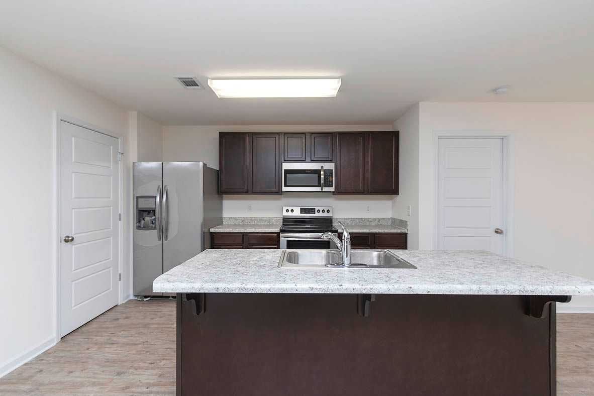 Kitchen featured in The Aria By D.R. Horton in Biloxi, MS