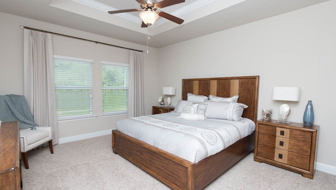 Bedroom featured in The Victoria By D.R. Horton in Biloxi, MS