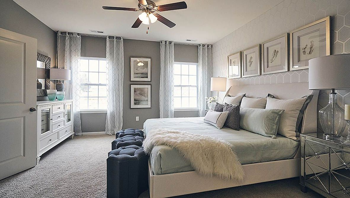 Bedroom featured in the Aberdeen By D.R. Horton in Jacksonville, NC