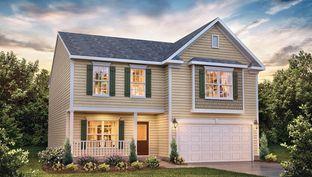 Pinehurst - Tyler- Home on the Lake: New Bern, North Carolina - D.R. Horton