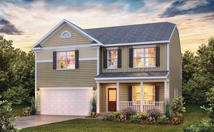 Tyler- Home on the Lake by D.R. Horton in Jacksonville North Carolina