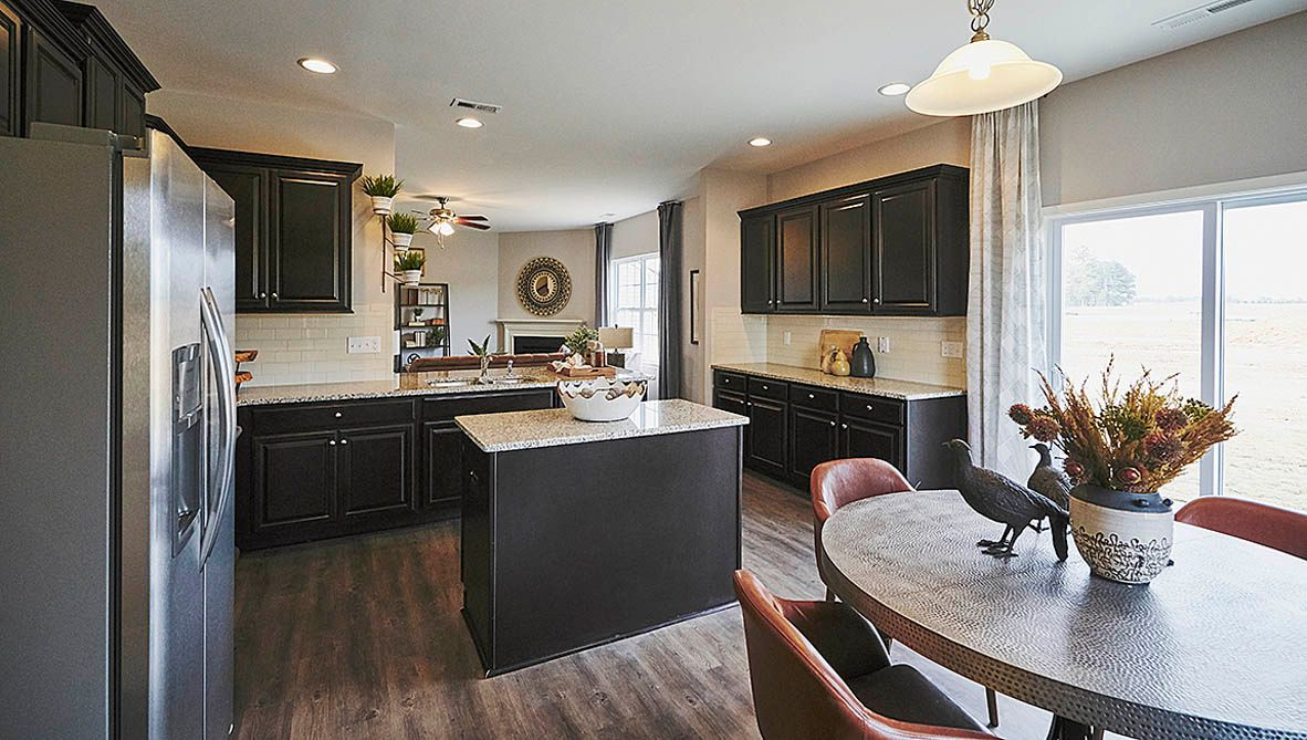 Kitchen featured in the Wilmington By D.R. Horton in Jacksonville, NC