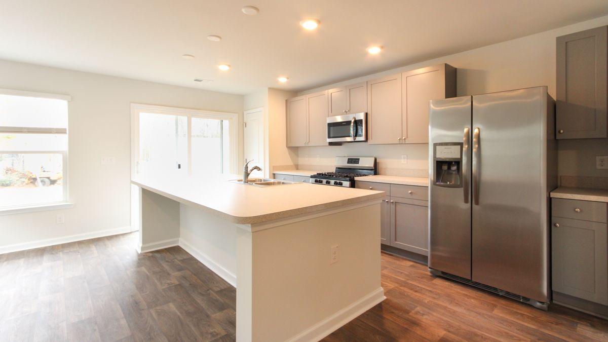 Kitchen featured in the Durham By D.R. Horton in Charleston, SC