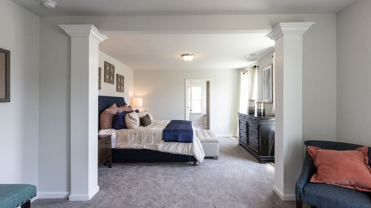 Bedroom featured in the RUBY By D.R. Horton in Charleston, SC
