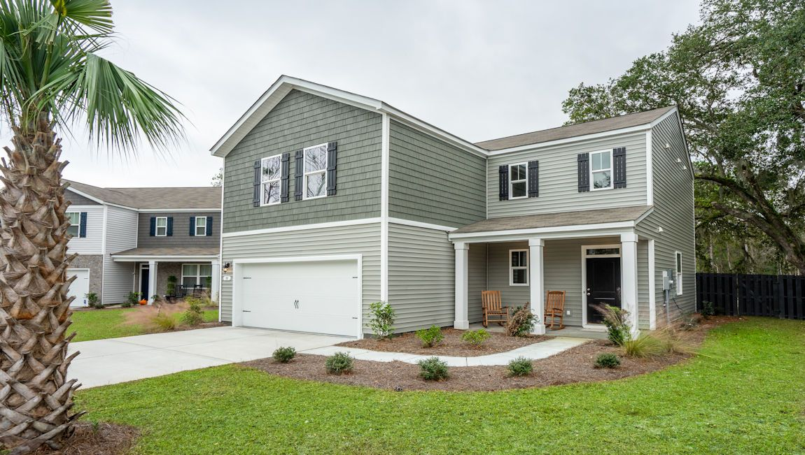 Exterior featured in the Arden By D.R. Horton in Charleston, SC