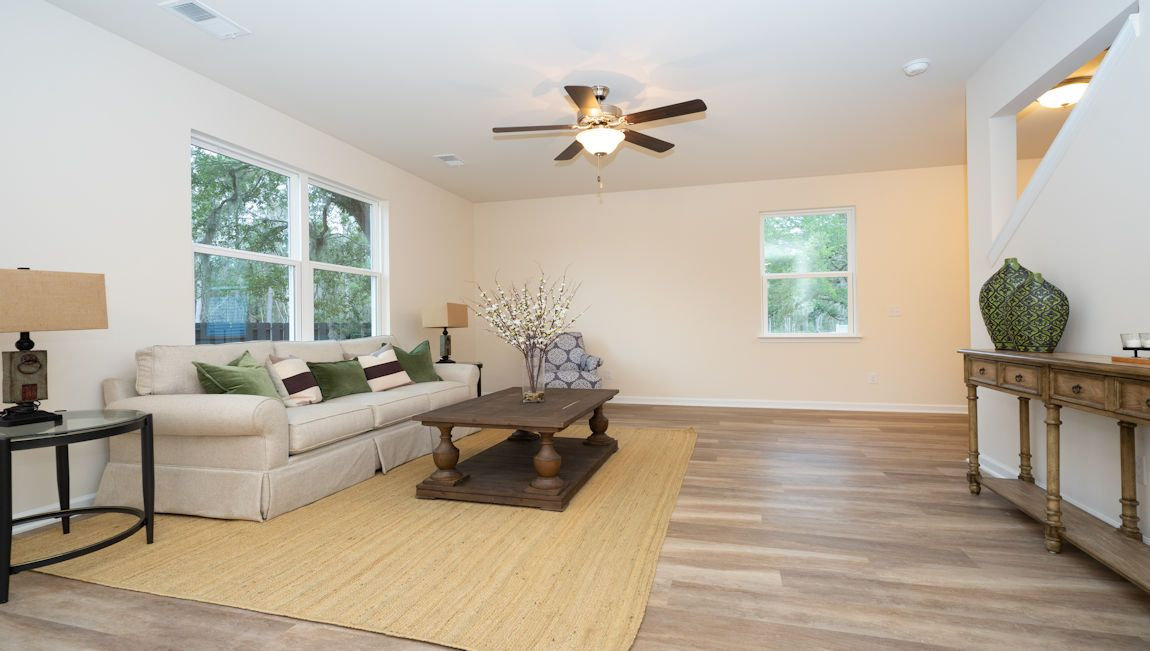 Living Area featured in the Arden By D.R. Horton in Charleston, SC