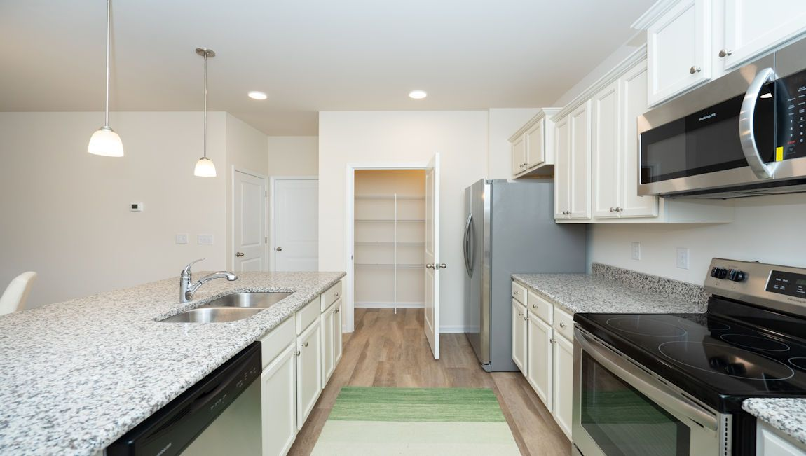 Kitchen featured in the Arden By D.R. Horton in Charleston, SC