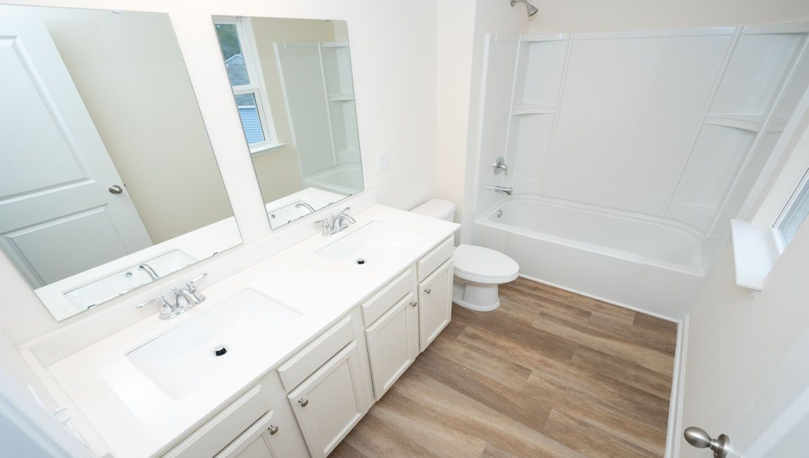 Bathroom featured in the Arden By D.R. Horton in Charleston, SC