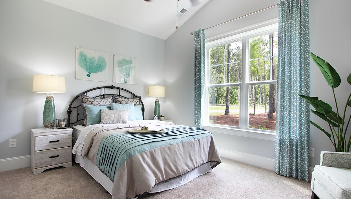 Bedroom featured in the Cumberland By D.R. Horton in Charleston, SC