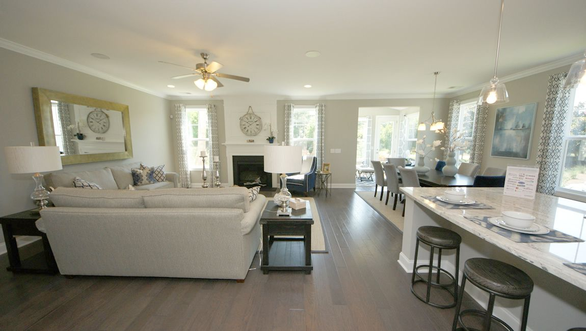 Living Area featured in the Harbor Oak By D.R. Horton in Charleston, SC