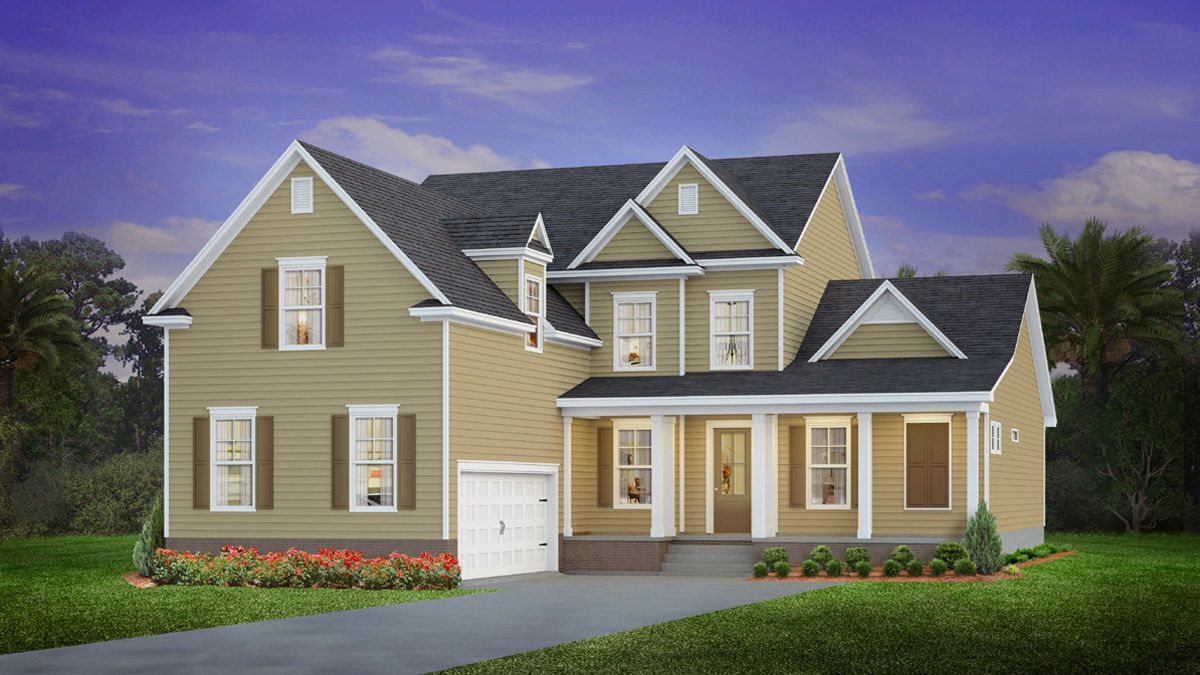 Exterior featured in the ALDER By D.R. Horton in Charleston, SC