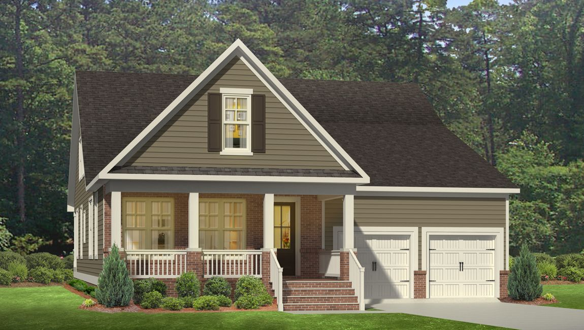 Exterior featured in the Crepe Myrtle By D.R. Horton in Myrtle Beach, SC