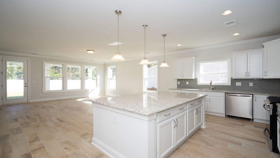 Kitchen featured in the Crepe Myrtle By D.R. Horton in Myrtle Beach, SC