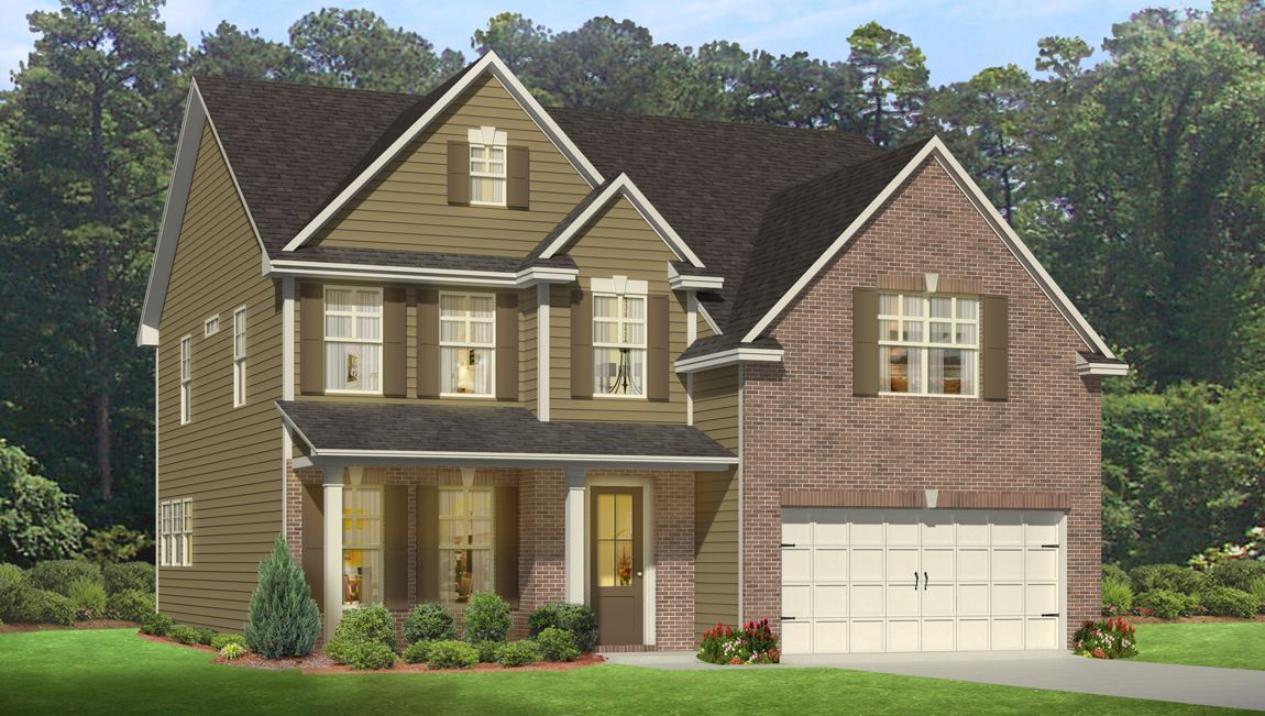Exterior featured in the Forrester By D.R. Horton in Myrtle Beach, SC