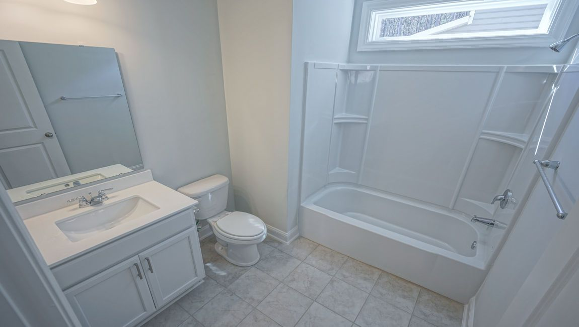 Bathroom featured in the Forrester By D.R. Horton in Myrtle Beach, SC