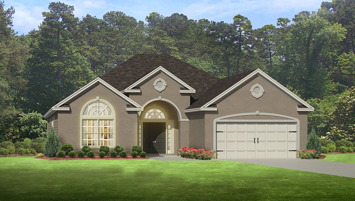Exterior featured in the Cumberland By D.R. Horton in Myrtle Beach, SC