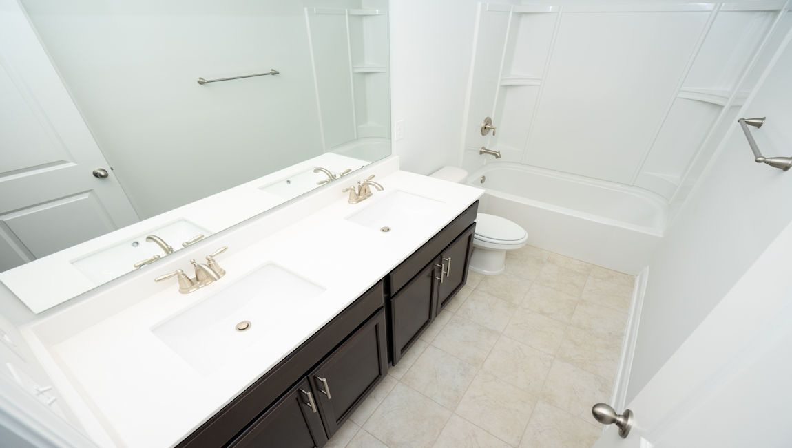 Bathroom featured in the Cumberland By D.R. Horton in Myrtle Beach, SC