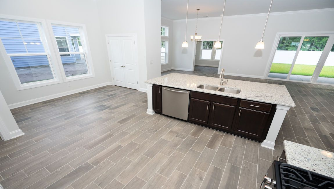 Kitchen featured in the Cumberland By D.R. Horton in Myrtle Beach, SC