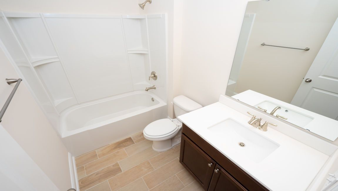 Bathroom featured in the Litchfield By D.R. Horton in Myrtle Beach, SC