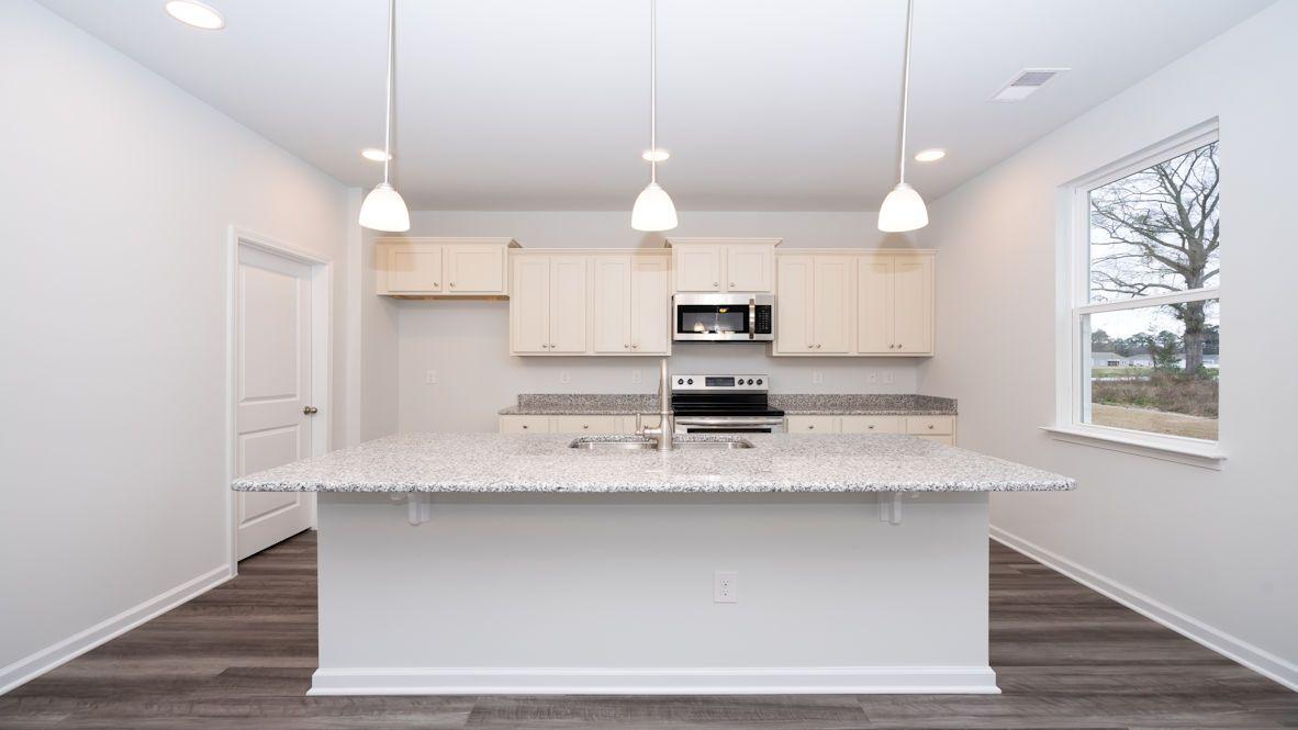 Kitchen featured in the GALEN By D.R. Horton in Myrtle Beach, SC