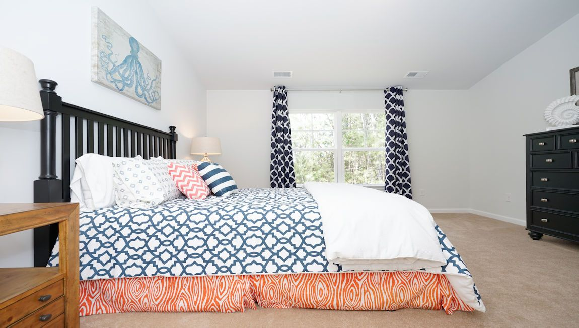 Bedroom featured in the TUSCAN By D.R. Horton in Myrtle Beach, SC