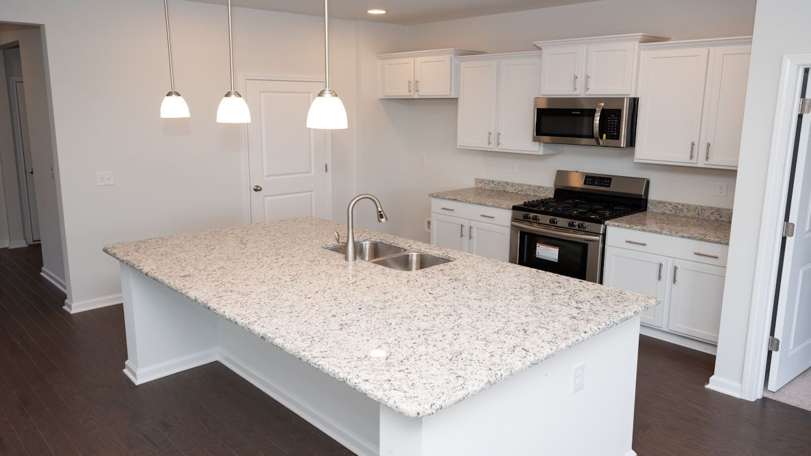 Kitchen featured in the Acadia By D.R. Horton in Myrtle Beach, SC