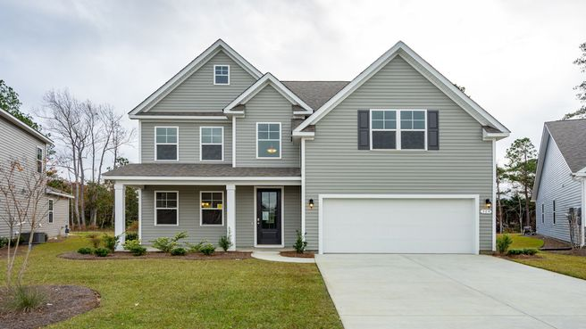 319 Cypress Springs Way (Forrester)