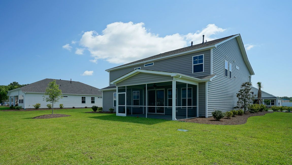 Exterior featured in the Tillman By D.R. Horton in Myrtle Beach, SC