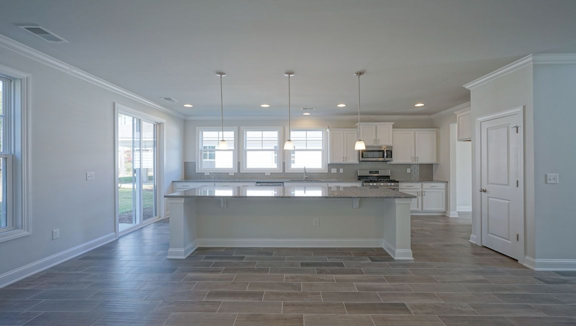 Kitchen featured in the Forrester By D.R. Horton in Myrtle Beach, SC