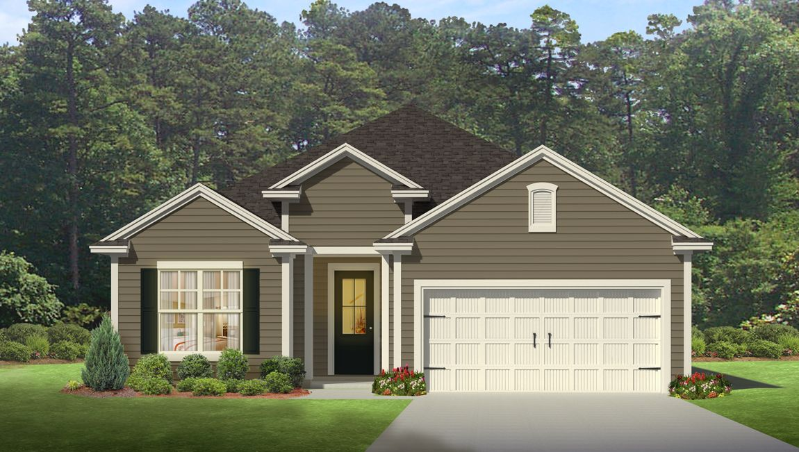 Exterior featured in the EATON By D.R. Horton in Myrtle Beach, SC