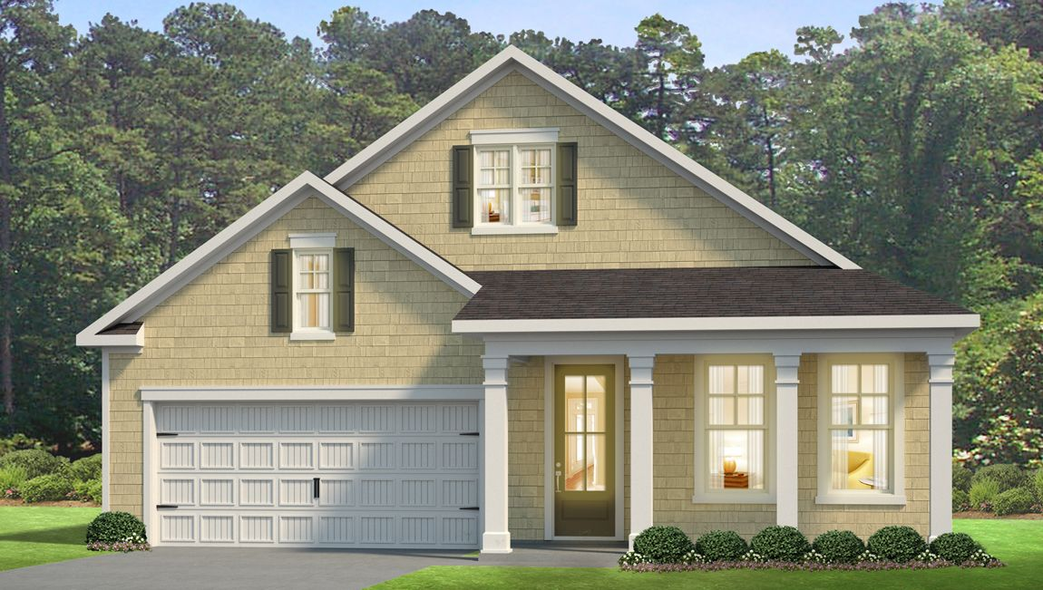 Exterior featured in the DARBY By D.R. Horton in Myrtle Beach, SC