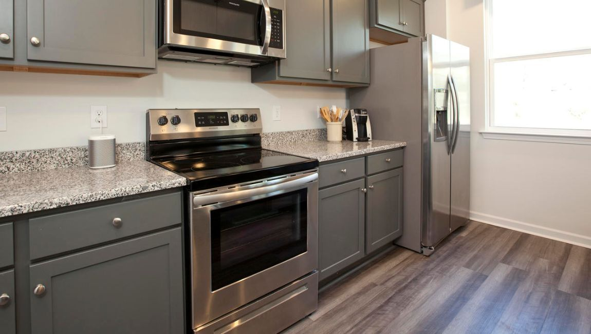 Kitchen featured in the PENWELL By D.R. Horton in Wilmington, NC