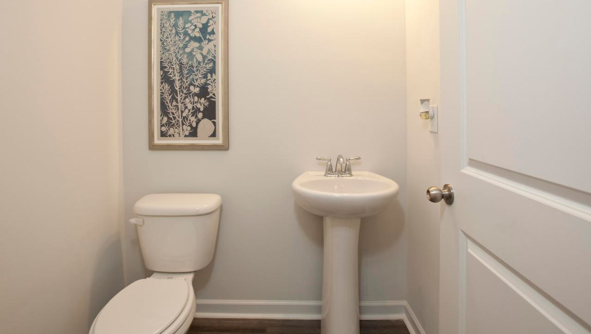 Bathroom featured in the PENWELL By D.R. Horton in Wilmington, NC