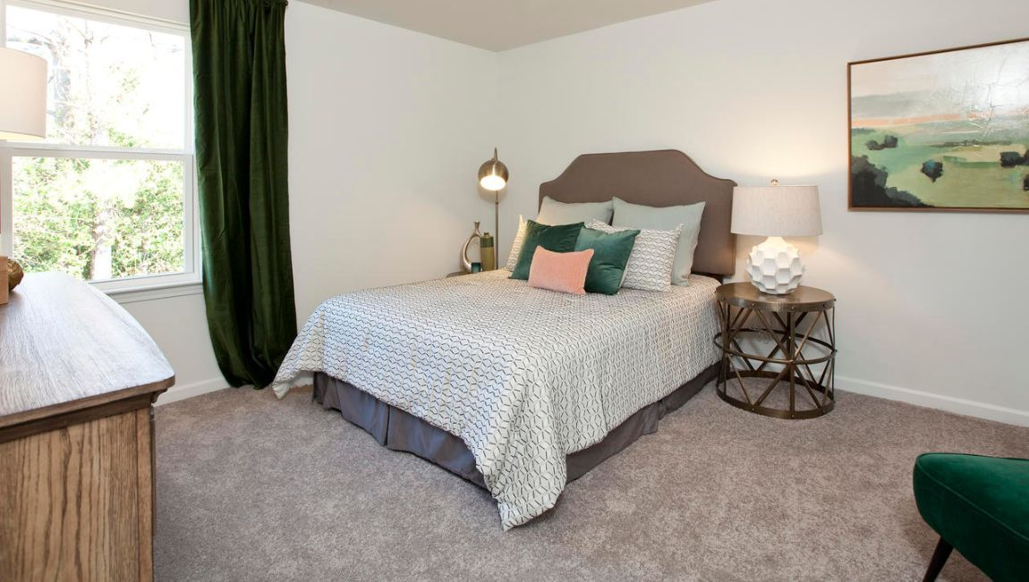 Bedroom featured in the PENWELL By D.R. Horton in Wilmington, NC