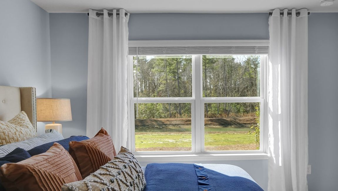 Bedroom featured in the MACON By D.R. Horton in Jacksonville, NC