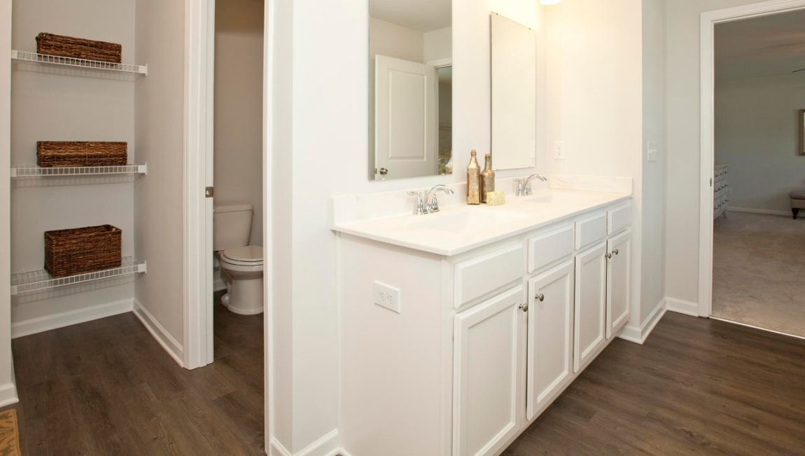 Bathroom featured in the GALEN By D.R. Horton in Jacksonville, NC