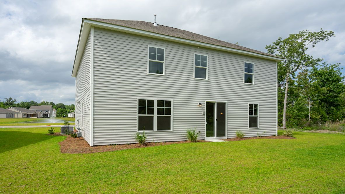 Exterior featured in the GLYNN By D.R. Horton in Jacksonville, NC