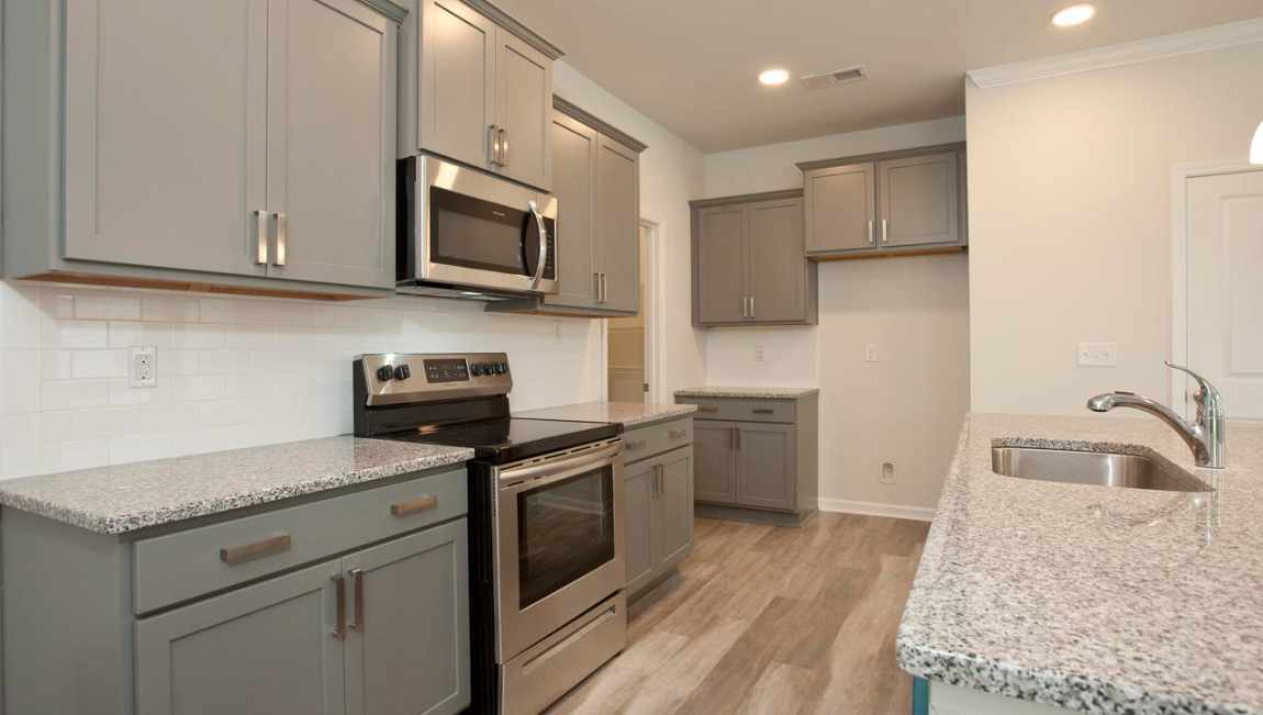 Kitchen featured in the WOODSTOCK By D.R. Horton in Jacksonville, NC