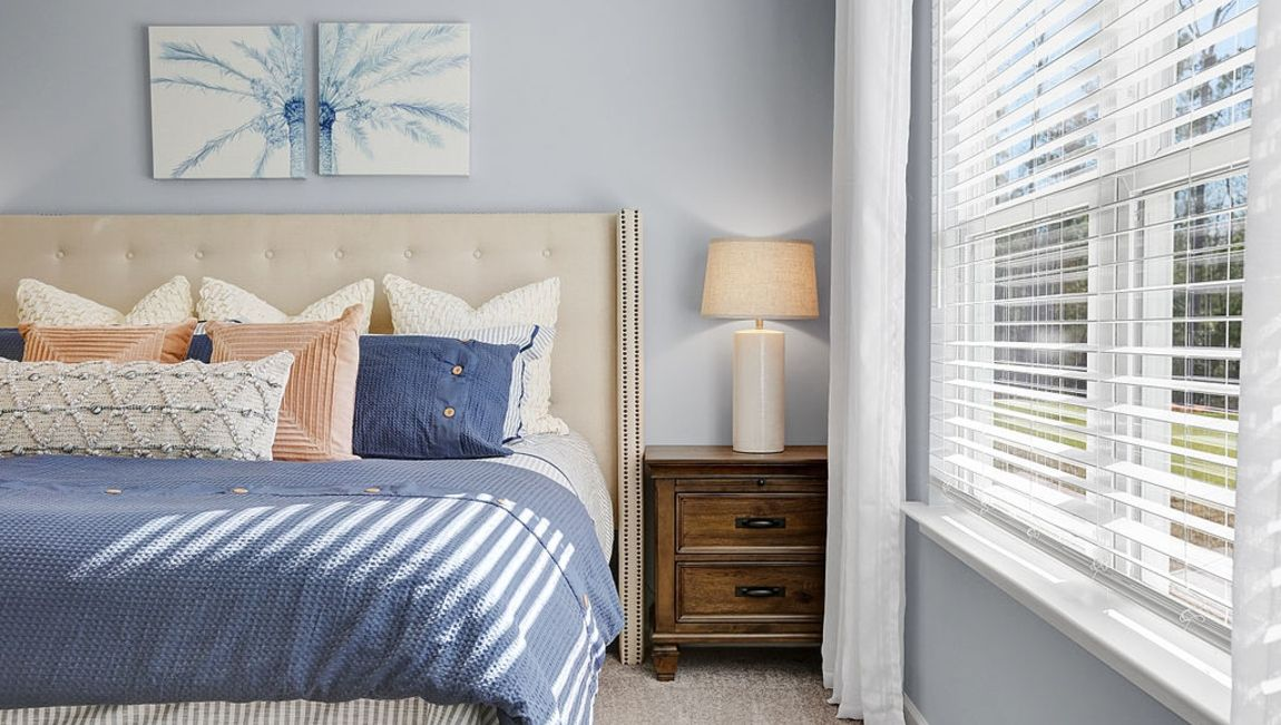 Bedroom featured in the Macon By D.R. Horton in Wilmington, NC