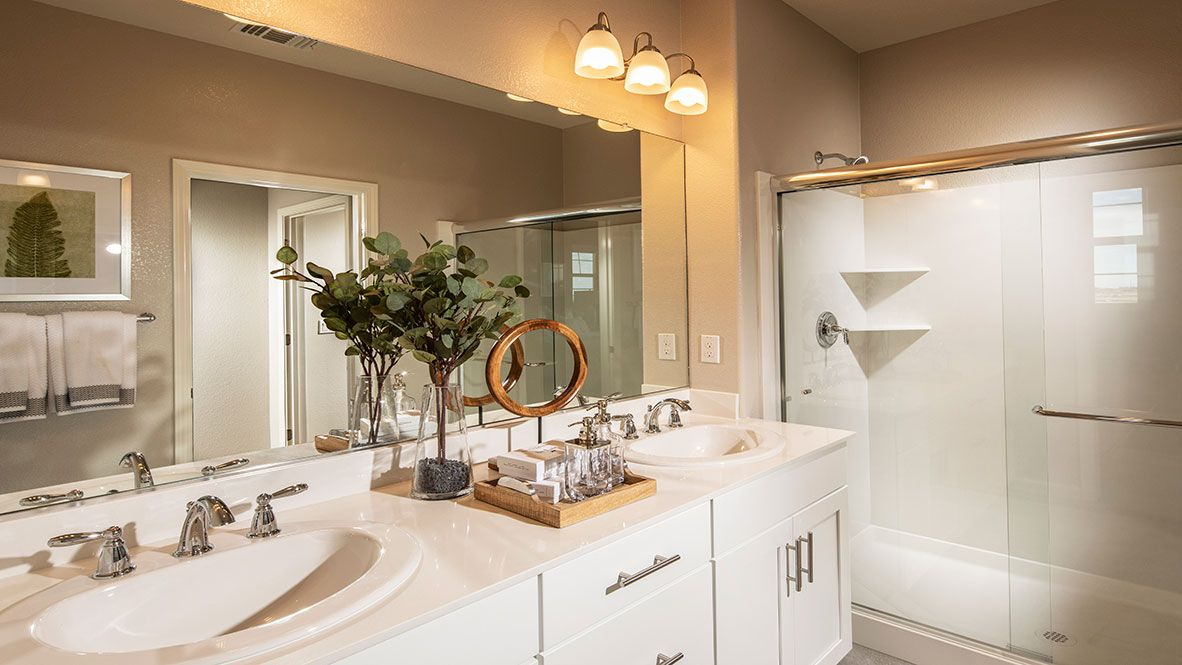 Bathroom featured in the Residence 1 By D.R. Horton in Oakland-Alameda, CA