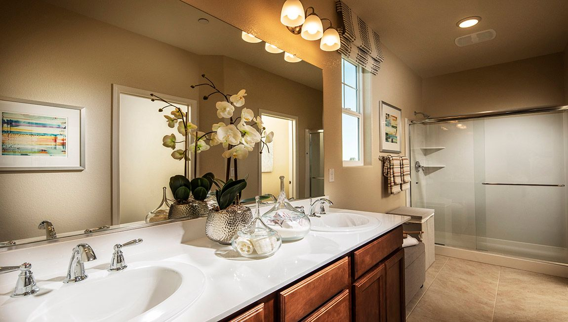 Bathroom featured in the Residence 2 By D.R. Horton in Oakland-Alameda, CA