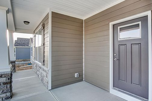 Exterior featured in the Hawthorne II By D.R. Horton in Columbus, OH