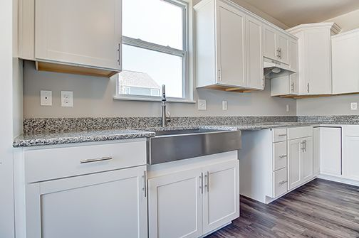 Kitchen featured in the Hawthorne II By D.R. Horton in Columbus, OH