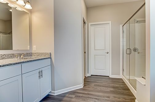 Bathroom featured in the Hawthorne II By D.R. Horton in Columbus, OH