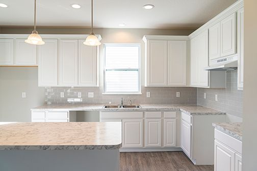 Kitchen featured in the Newport By D.R. Horton in Columbus, OH