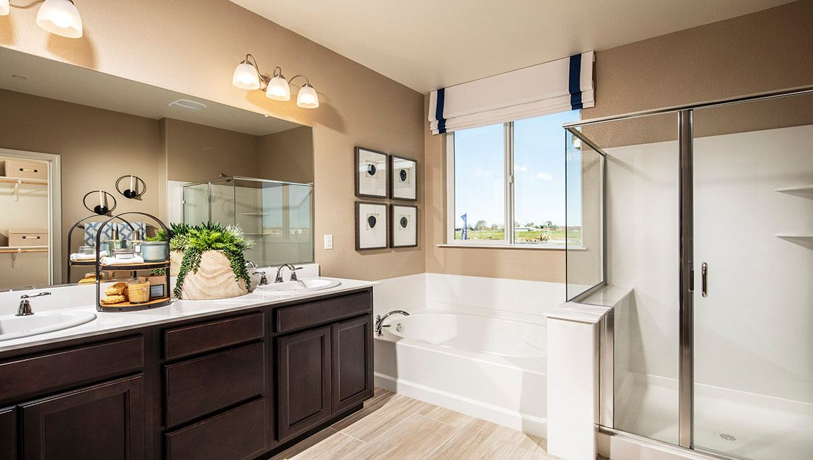 Bathroom featured in the Residence 4 By D.R. Horton in Oakland-Alameda, CA