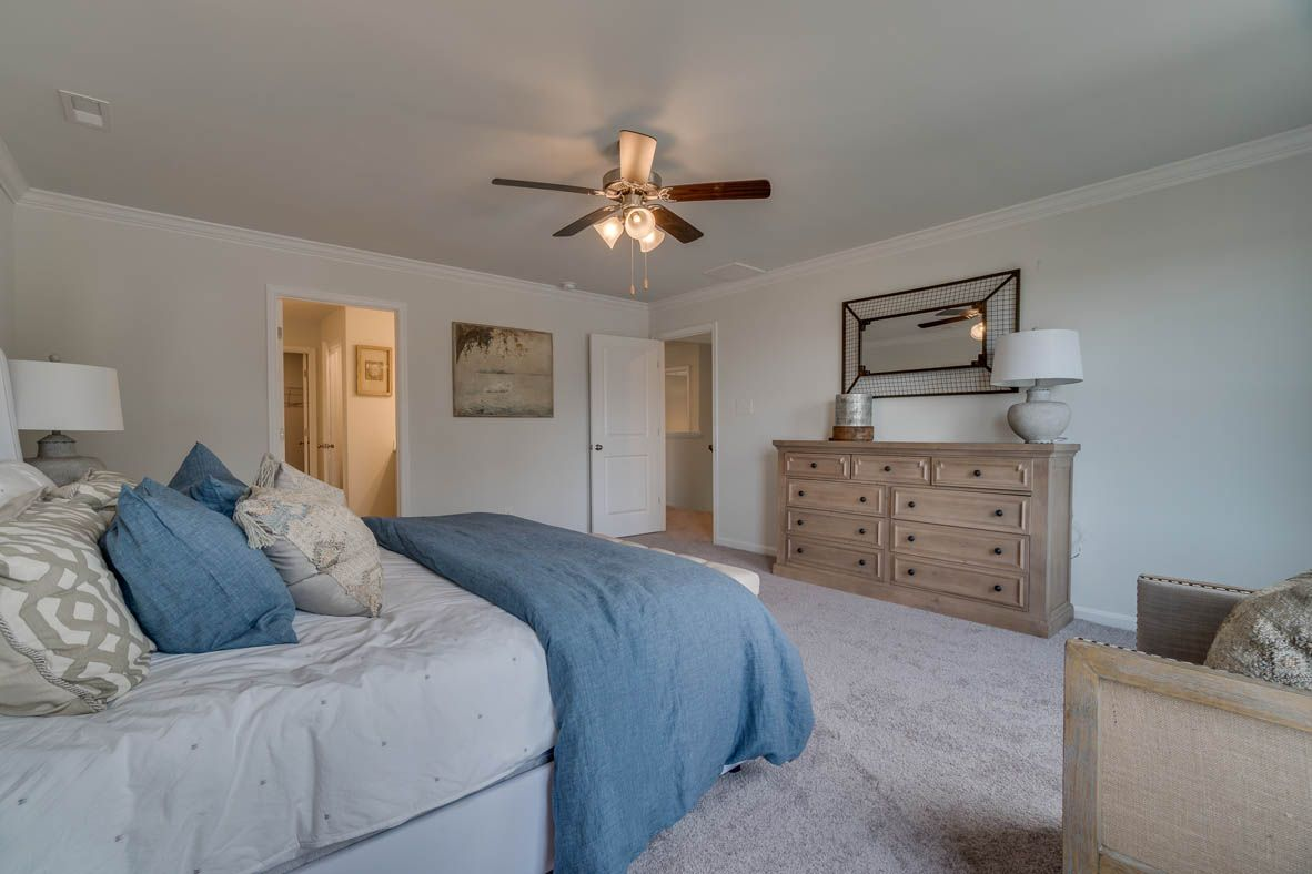 Bedroom featured in the PENWELL By D.R. Horton in Nashville, TN