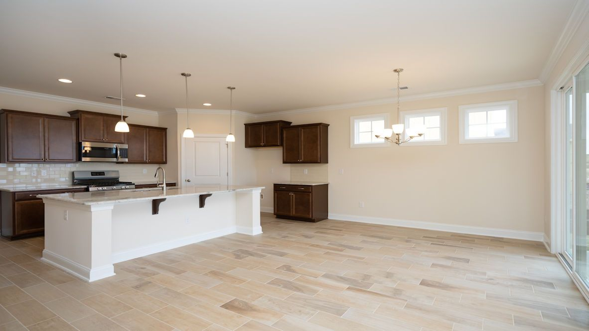 Kitchen featured in the DARBY By D.R. Horton in Myrtle Beach, SC