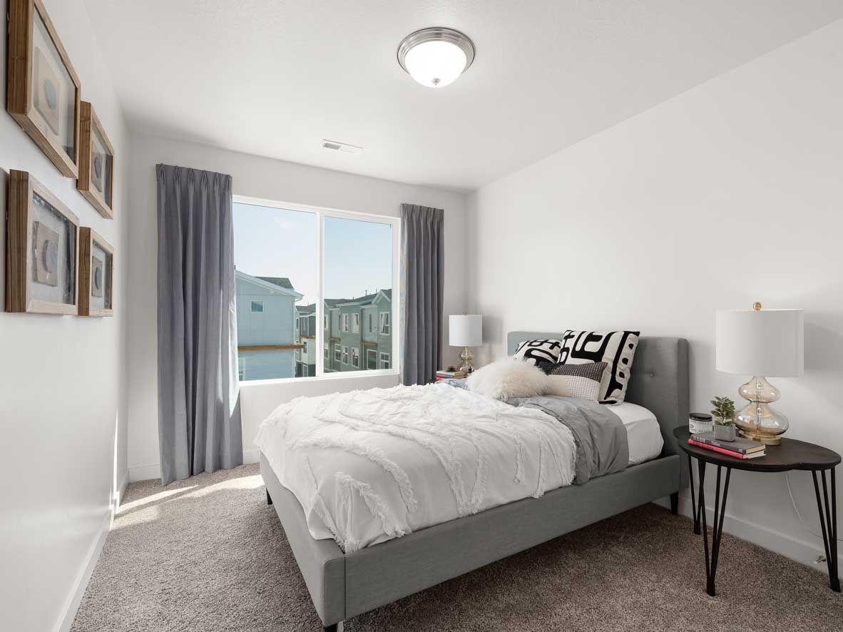 Bedroom featured in the Oliver By D.R. Horton in Provo-Orem, UT